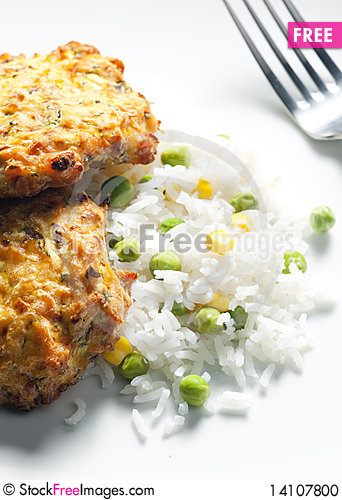 Free Baked Salmon Stock Photo - 14107800