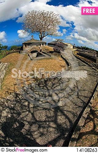 Free St. Johns Church Cemetery Barbados Stock Photos - 14108263