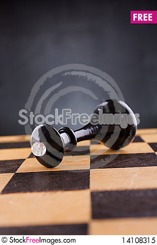 Free Black Chess Queen Royalty Free Stock Photo - 14108315