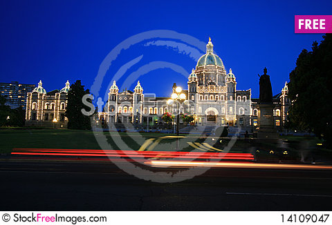 Free Canadian Parliment Royalty Free Stock Photography - 14109047