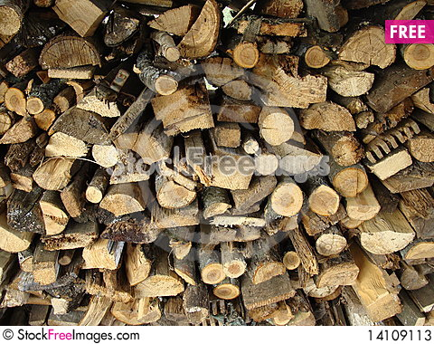 Free Fire Wood Stock Photos - 14109113