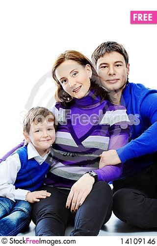 Free Love Family Royalty Free Stock Image - 14109146