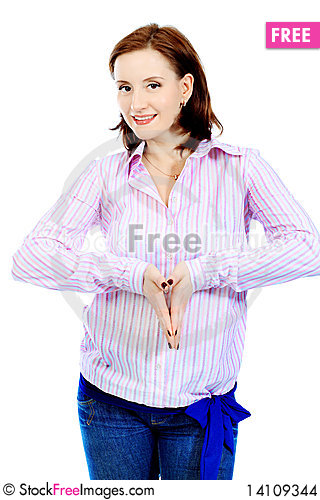 Free Pregnant Woman Stock Images - 14109344