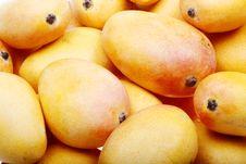 Free Mango. Royalty Free Stock Photos - 14100708