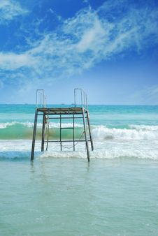 Free Beach Stock Images - 14101444