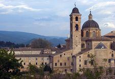 Free Urbino Chirch Royalty Free Stock Photos - 14101568