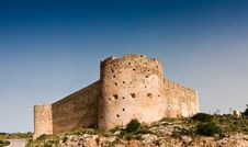 Koulos Fortress Royalty Free Stock Image