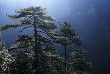 Highest Mountan Peak In JiangXi, China