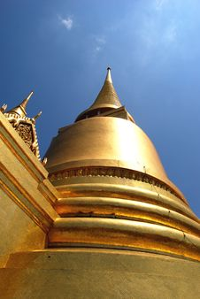Free Wat Phra Kaeo Stock Photo - 14103160