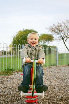 Free Grandson1 Stock Image - 14103401