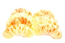 Mandarin Or Tangerine Royalty Free Stock Photos
