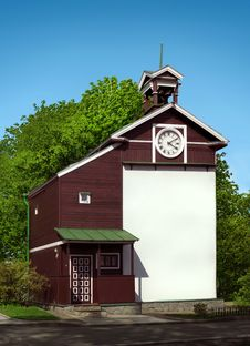 Free Chapel Stock Image - 14106171