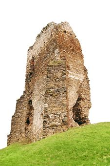 Free Medieval Ruins Royalty Free Stock Image - 14107366