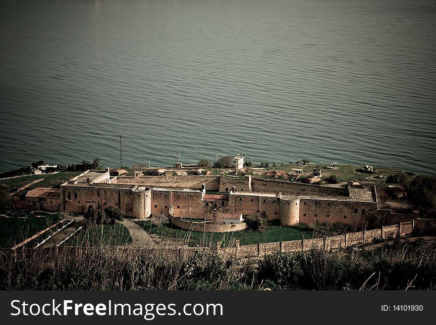 Intzendin Fortress