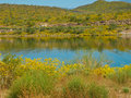 Free Lake Pleasant Reflection Royalty Free Stock Photos - 14110718