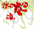 Free Template For Decorative Card Stock Photo - 14117010
