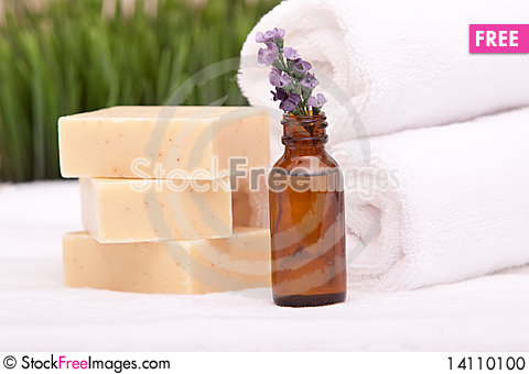 Free Spa Objects Stock Photo - 14110100