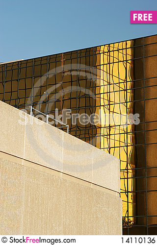 Free Office Building Royalty Free Stock Image - 14110136