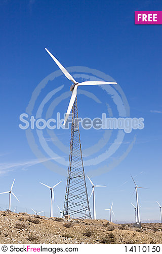 Free Clean Energy Stock Photo - 14110150
