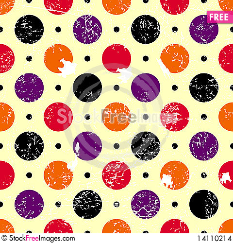 Free Seamless Grunge Pattern Stock Images - 14110214