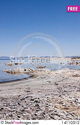 Free Mono Lake Stock Photography - 14110512