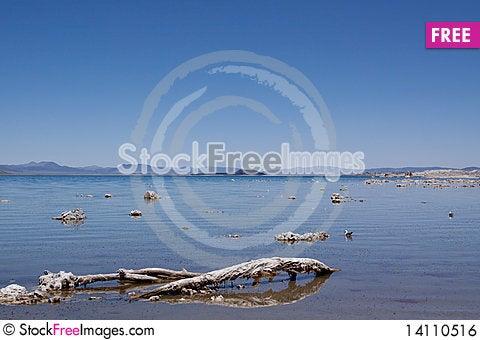 Free Mono Lake Royalty Free Stock Image - 14110516