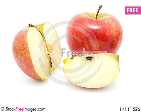 Free Red Apples Royalty Free Stock Image - 14111526