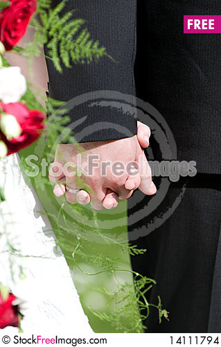 Free Bridal Bouquet Stock Images - 14111794