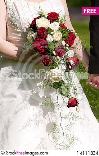 Free Bridal Bouquet Stock Images - 14111834