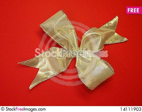 Free Silver Ribbon Stock Photos - 14111903