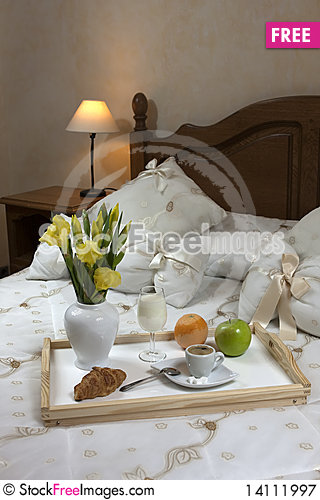 Free Breakfast Royalty Free Stock Photography - 14111997