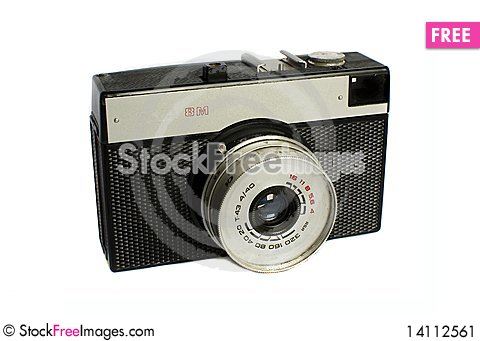 Free Old Camera Stock Image - 14112561