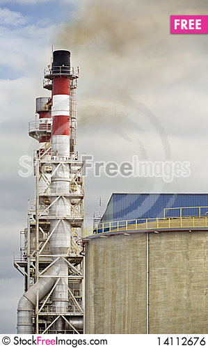 Free Industry3 Royalty Free Stock Image - 14112676