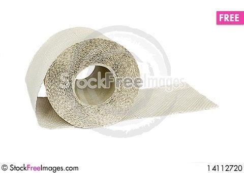 Free Toilet Paper On White Background Stock Photo - 14112720