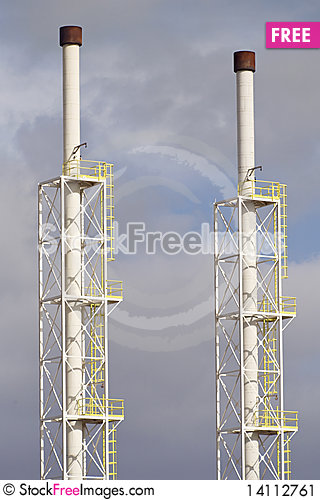 Free Industry1 Stock Image - 14112761