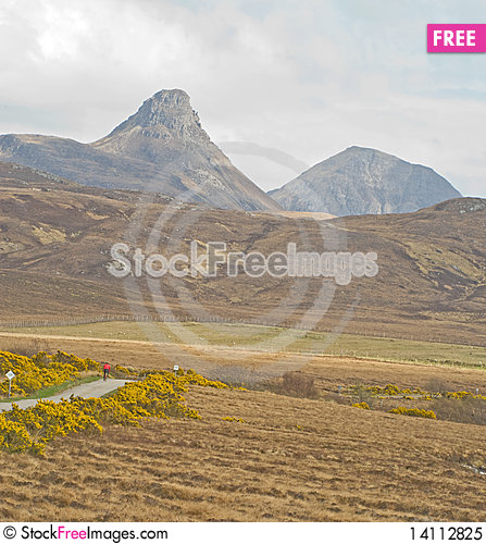 Free Stac Polly Viewed From The West. Royalty Free Stock Photo - 14112825