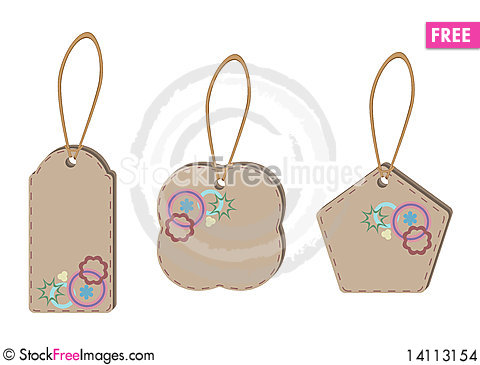 Free Tags Stock Images - 14113154