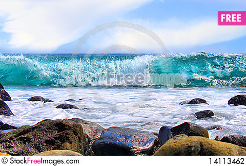 Free Ocean Stock Photography - 14113462