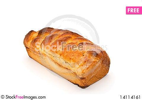 Free Fresh-baked Bread. Stock Image - 14114161