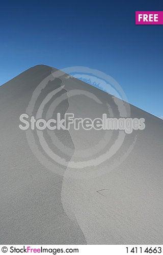 Free Sky Dune Stock Photos - 14114663