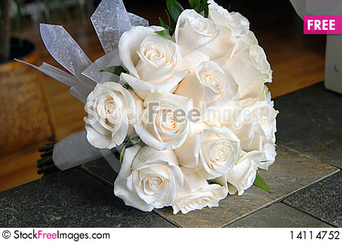Free Rose Bouquet Stock Photography - 14114752