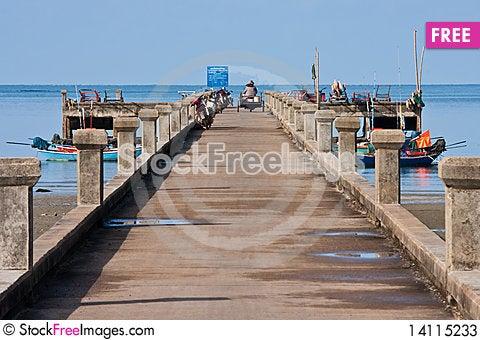 Free Bridge Stock Photos - 14115233