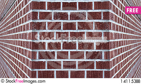Free Brick Wall Background Royalty Free Stock Photos - 14115388