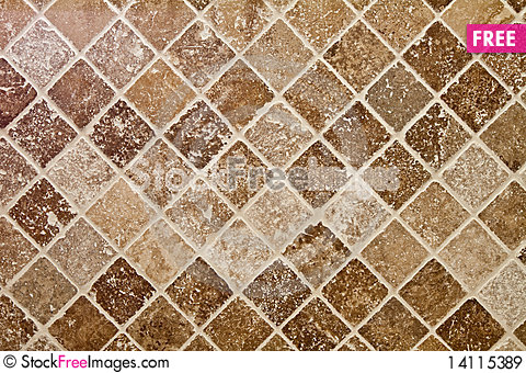 Free Modern Tile Background Royalty Free Stock Images - 14115389