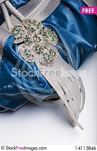 Free Metal Flower Royalty Free Stock Image - 14115846