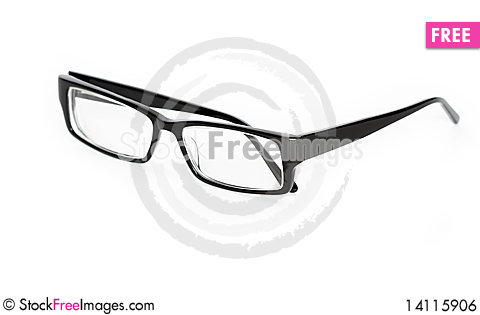 Free Eyeglasses Royalty Free Stock Image - 14115906