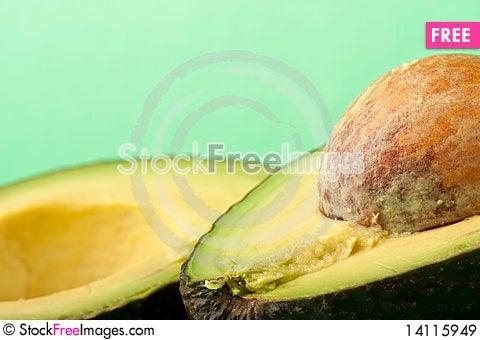 Free Avocado Royalty Free Stock Images - 14115949