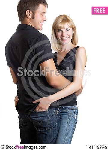 Free Couple Royalty Free Stock Image - 14116296