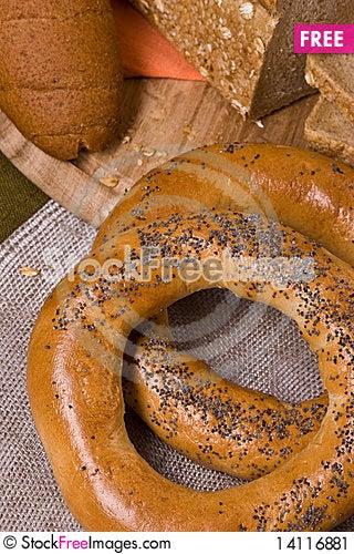 Free Bread Stock Image - 14116881