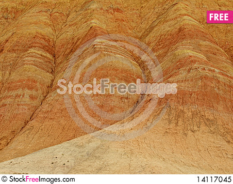 Free Red Canyon Soil Royalty Free Stock Photo - 14117045